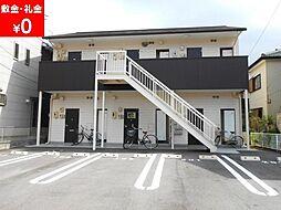 サンパール脇田D棟 1階[102号室]の外観