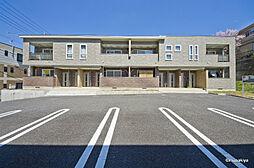 長野県長野市新諏訪1丁目の賃貸アパートの外観