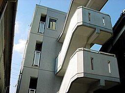 京都府京都市伏見区三栖町の賃貸マンションの外観