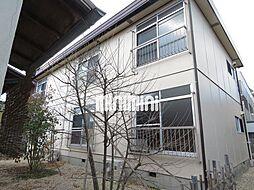 竹荘[1階]の外観
