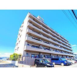 静岡県静岡市駿河区登呂6丁目の賃貸マンションの外観