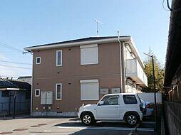 和歌山県和歌山市中筋日延の賃貸アパートの外観