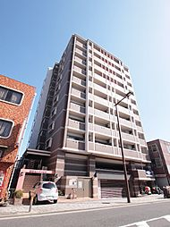 竪町センタービル[7階]の外観