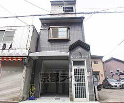 京都府京都市下京区来迎堂町の賃貸アパートの外観
