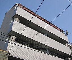 京都府京都市中京区西洞院通蛸薬師上る池須町の賃貸マンションの外観