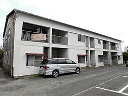 ひばり荘アパート[2階]の外観