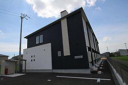 ラ・イース松新[103号室]の外観