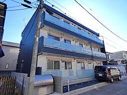 千葉県船橋市前原西7の賃貸マンションの外観
