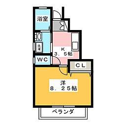 奥田駅 4.6万円