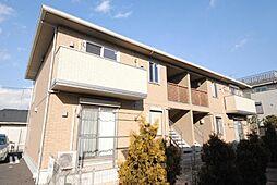 埼玉県川口市石神1661丁目の賃貸アパートの外観