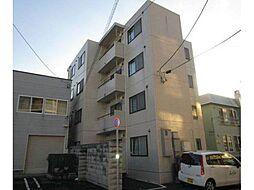 北海道札幌市東区北二十条東17丁目の賃貸マンションの外観