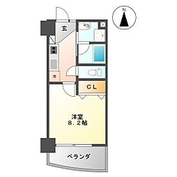 U・TOPIA 75[12階]の間取り