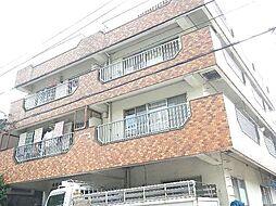 仲宿ハイツ[2階]の外観