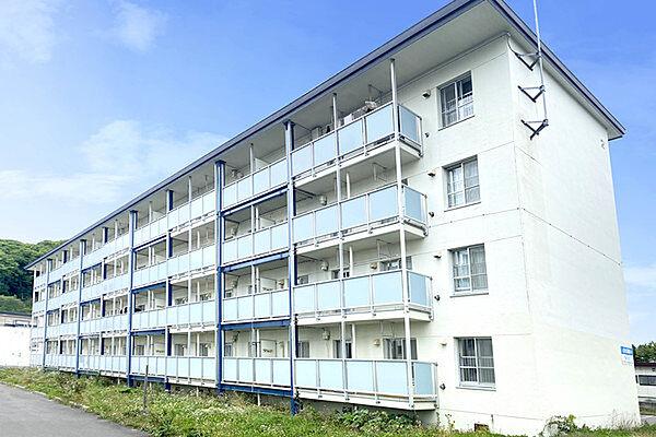 ビレッジハウス春光3号棟 1階の賃貸【北海道 / 旭川市】