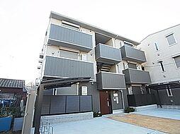 コート青井[2階]の外観