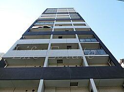 レジェンドール心斎橋東G-RESIDENCE[3階]の外観