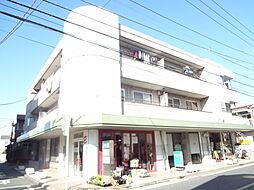 東京都西東京市東町2丁目の賃貸マンションの外観