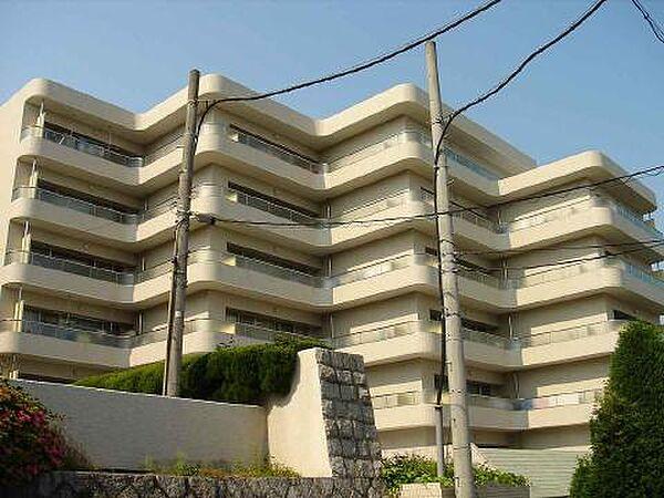 ビクトリアコート夙川[601号室]の外観