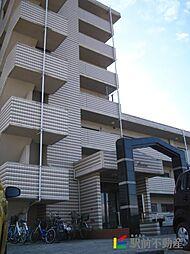 福岡県筑後市大字徳久の賃貸マンションの外観