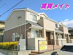 [テラスハウス] 三重県四日市市小杉新町 の賃貸【/】の外観
