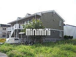 愛知県名古屋市中川区伏屋1の賃貸アパートの外観