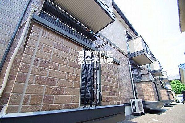 神奈川県相模原市緑区橋本4丁目の賃貸アパート