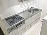 【キッチン】k2.5畳。調理のしやすいキッチン仕様です。,3LDK,面積60.27m2,価格980万円,新京成電鉄 みのり台駅 徒歩8分,,千葉県松戸市稔台7丁目