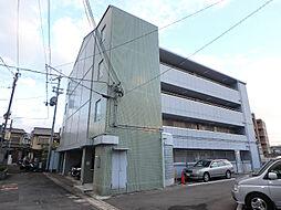 京都府京都市山科区御陵天徳町の賃貸マンションの外観