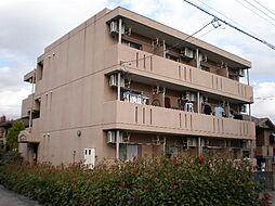 愛知県長久手市坊の後の賃貸マンションの外観