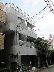 神奈川県川崎市中原区小杉町1丁目の賃貸マンションの外観