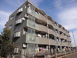 東京都小平市栄町1丁目の賃貸マンションの外観