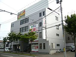 北海道札幌市豊平区西岡三条4丁目の賃貸マンションの外観