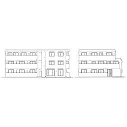 セント エバリュード スクエア[202号室号室]の外観