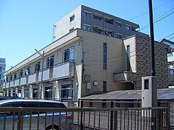 神奈川県横浜市南区井土ケ谷上町の賃貸アパートの外観