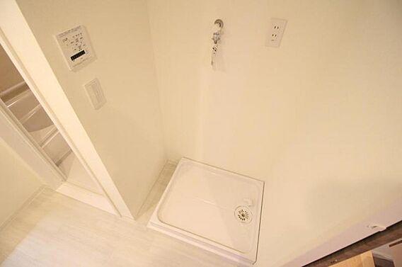上質な洗面空間...