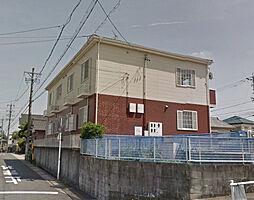 愛知県名古屋市緑区姥子山4丁目の賃貸アパートの外観