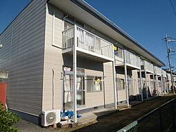 岡山県倉敷市浜町1丁目の賃貸アパートの外観