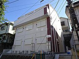 フェリシア横濱希望ヶ丘[3階]の外観