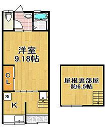 大正駅 6.8万円