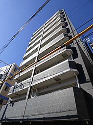 レオンコンフォート難波ミラージュ[4階]の外観