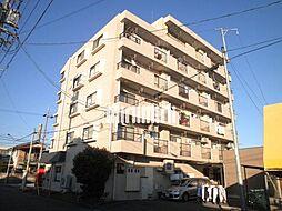 白金ハイツITOH[3階]の外観