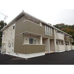 長野県小諸市大字加増の賃貸アパートの外観