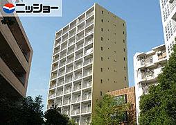 鶴舞ガーデンコート[8階]の外観
