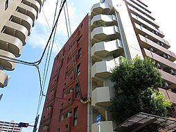 エクセルコート植田[4階]の外観