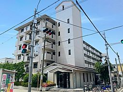 ボヌール御崎[3階]の外観