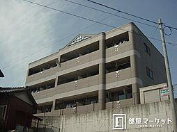 愛知県豊田市平戸橋町永和の賃貸マンションの外観