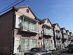 グリーンゲーブルス B棟[2階]の外観