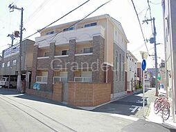大阪府大阪市城東区蒲生3丁目の賃貸アパートの外観