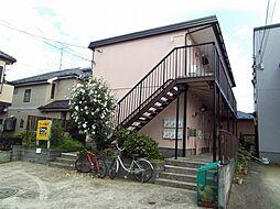 コーポ長沢[2階]の外観