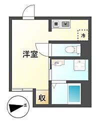 N95(エヌキュウジュウゴ)[1階]の間取り